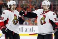 Senators' Mike Hoffman, fiancée deny cyberbullying Karlsson