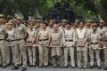 Ahead of AAP March, Cops Say No Permission, Lockdown In Heart Of Delhi