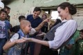 Angelina Jolie Visits Iraq on UN Trip Amid New Custody Agreement With Brad Pitt
