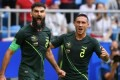 Denmark were afraid of Socceroos, says Bert van Marwijk