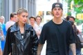 Justin Bieber and Hailey Baldwin Hold Hands While on Dinner Date in NYC