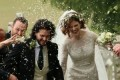 'Game Of Thrones' Stars Kit Harrington And Rose Leslie Are Married!
