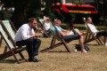 Hottest day of year as mercury hits 29.4C