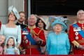 Royals may have to skip next year's appearance on the Buckingham Palace balcony for Trooping the Colour due to £369million renovation works