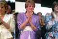 All the times Princess Diana went to Wimbledon