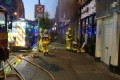Five Dublin Fire Brigade units called to fire in building in city centre