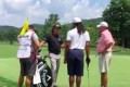 Phil Mickelson explained everything you need to know about chipping to Larry Fitzgerald
