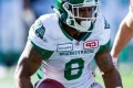 Thigpen, Roughriders down Tiger-Cats 18-13