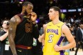 LeBron James Lakers jersey hit shelves in NBA Store before mishap forces them to be taken down