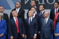 One amazing photo with Trump and NATO leaders says it all