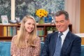 Pierce Brosnan accidentally lets slip a MAJOR Mamma Mia 2 spoiler during interview with co-star Amanda Seyfried