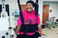 Abby Lee Miller Learns to Walk Again in Harness After Spine Surgery: 'Ready to Fly!!'