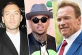 Photos : Arnold Schwarzenegger, Chris Brown, Jude Law... Ces stars qui ont eu des enfants illégitimes