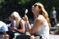 Stay out of the sun: Heatwave warning