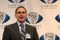 Commissioner Larry Scott defends Pac-12's terrible bowl season