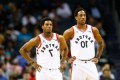 Report: Kyle Lowry was critical of DeMar DeRozan's defense after Cavs sweep