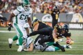 CFL running back Messam charged with voyeurism