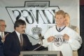 On anniversary of his trade, Gretzky more focused on hockey's future
