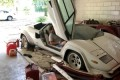 Grandma's Lamborghini Countach discovered after twenty years of storage