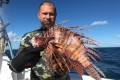 Florida diver lands record lionfish, applauded for removing 'large invader'