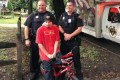 Cops Give New Bike to 18-Year-Old With Special Needs After He's Bullied