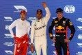 Hamilton surprises himself in taking Singapore GP pole