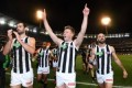 Collingwood beats defending premiers Richmond by 39 points at the MCG, American Mason Cox stars