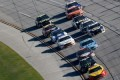 Who is hot and cold entering Talladega Cup race