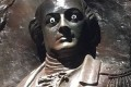 Police seeking person who put googly eyes on historic Georgia statue