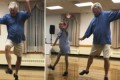 Tap-Dancing Massachusetts Grandpa Is Still Turning Cartwheels at 72