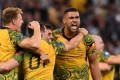 Wallabies want Indigenous jersey at World Cup