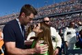Aaron Rodgers opens up about Danica Patrick: 'We're really into each other'
