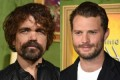 Peter Dinklage helped Jamie Dornan learn his Fifty Shades Freed lines