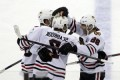 Kane, Crawford lead Blackhawks to 4-1 win over Blue Jackets