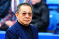 Leicester City owner's helicopter crashes outside stadium