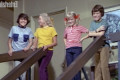 The Brady Bunch cast reunites at iconic house ahead of HGTV renovation series