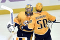 Rinne shuts out Bruins on 36th birthday, Predators win 1-0
