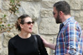 Ben Affleck and Jennifer Garner Have Friendly Church Outing Following Her Dating News