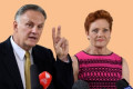 Comment: Mark Latham and Pauline Hanson are a marriage made in hell