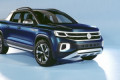 VW introduces variable-bed Tarok Concept pickup