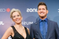 Michael Buble is more in love with his wife after son's cancer fight