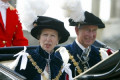 Watch Prince Charles Pull a Prank on Princess Anne