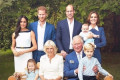 The Royal Family Just Released A Beautiful New Family Portrait