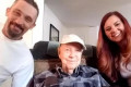 California Couple 'Adopts' Veteran 93, After Town of Paradise Burns to the Ground