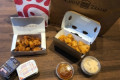 I tried Shake Shack's new Chick'n Bites and Chick-fil-A's nuggets to see which are better, and there was a clear winner