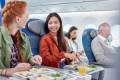 Study Rates Airlines for Healthiest Food Options