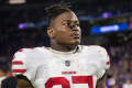 49ers release Reuben Foster after domestic violence arrest