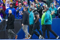 Leonard Fournette apologizes for fight with Bills, says Jaguars' 'loss is on' him