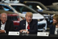 Trump Says General Motors Should Pay Back Bankruptcy Aid, Proposes More Tariffs