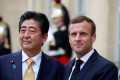Macron and Abe seek to avert Renault-Nissan row